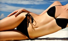 $24 for One Spray Tanning Session  at Golden Haute Spray Tans