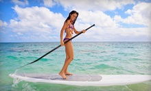 $49 for a One-Hour Group Kiteboarding Lesson at Miami Waters at Miami Watersports LLC