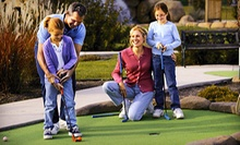 $9 for 2 Rounds of Mini-Golf and 6 Batting Cage Tokens at The Hub at Berens Park