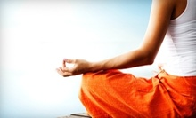 $12 for a 5:30 p.m. Yoga for Athletes Class at Sky Yoga Studio