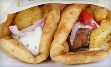 $10 for $20 at Alwadi Mediterranean Sandwiches