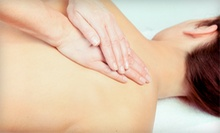 $18 for a 30-minute Chair Massage at Balance & Change Massage & Bodywork
