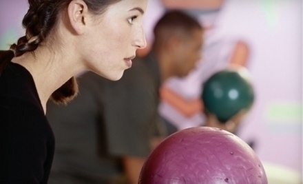 $12 for 2 Games & Shoe Rentals for 2 People at Apple Place Bowl