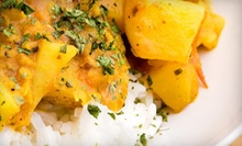 $6 for the Lunch Buffet at Bukhara Indian Bistro-Boston