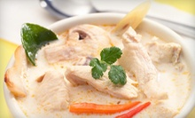 $10 for Thai Food at Thai Pepper II