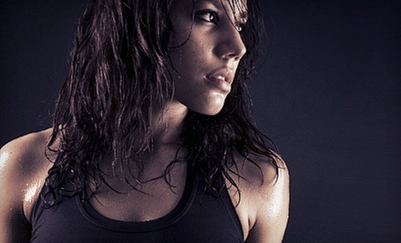 $10 for a 75-Minute Bootcamp at 11 a.m. at Body Women Only