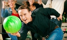 $29 for 2 Hours of Bowling, Shoes, Popcorn &amp; Soda for up to 6 People at Orange Bowl Lanes