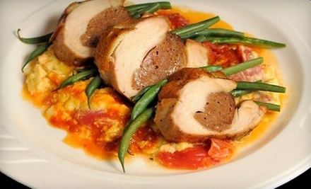 $12 for $20 at Little Bucharest Bistro