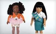 $14 for 18-Inch Doll Clothing at The Vintage Dollhouse