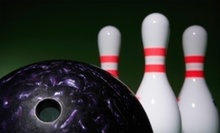 $12 for One Hour of Bowling and an Order of Wing Dings at West County Lanes