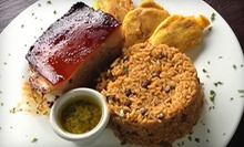 $27 for Dinner for Two (Up to $60 Value) at Old San Juan Latin Restaurant