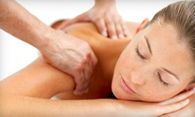 $35 for a One Hour Massage at Back in Line Chiropractic