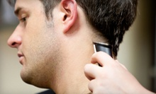 $18 for a Shave at Str8 Edge Barber Shop