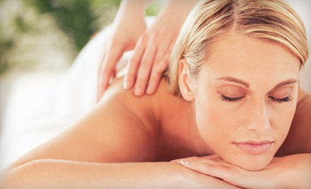 $50 for a One-Hour Therapeutic Massage at Health First Centers