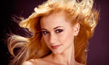 $39 for a Women's Haircut, Deep Conditioning &amp; Signature Style at Jags Beauty Salon