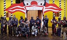 $30 for Paintball Outing with Rental Equipment & Paintballs for Two at Paintball Explosion