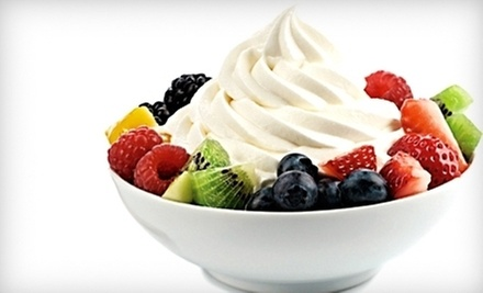 $2 for $4 at Yogurt Shack Denver