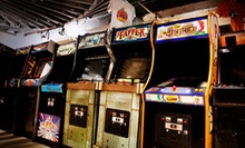 $12 for 2 Movie Tickets and 2 Unlimited Retro Arcade Passes at Screenland