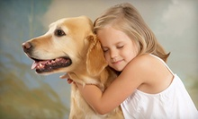 $29 for a Studio Pet Session, 8x10 and 8 Wallet Sized Photos at Pro Studio