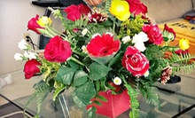 $29 for $60 Worth of Hand-Crafted Floral Arrangements at Say It With Flowers