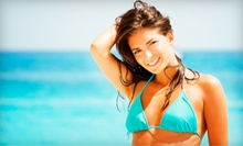 $49 for a Body Wrap at Touch of Bronze