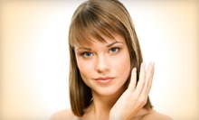 $35 for a Gold Facial with Whiting Skin Polish and Eyebrow Threading at Habiba's Exclusive Salon