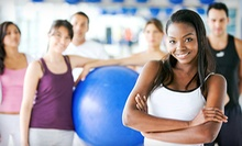 $7 for a 6:30 p.m. Zumba Class  at Dance &amp; Company Performing Arts Studio