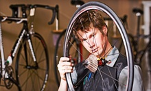 $25 for $50 Worth of Accessories &amp; Services  at Marty's Bike Shop