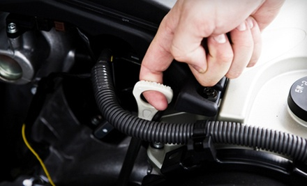 $39 for a Pennsylvania State Emission and Safety Inspection at Alper Automotive, Inc.