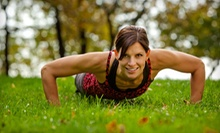 $10 for a 1-Hour Drop-In Boot Camp Class at 6 a.m.  at Sgt. Peterson's Boot Camps and Personal Training