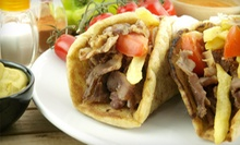 $5 for Any Wrap or Specialty Salad at Baladie Gourmet Cafe