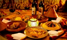 $9 for $18 Worth of Moroccan Cuisine  at Kasbah
