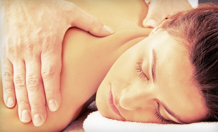 $35 for a One-Hour Restorative Massage at Tina Marie Nawn LLC