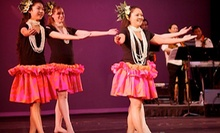$10 for 2:45 p.m. Beginning  Hula Class for Children  at Hula Hālau 'Ohana Holo'oko'a