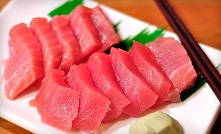 $15 for $30 at Z Sushi & Wine Bar