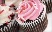 $15 for a Dozen Cupcakes at The Cakery at King Farm