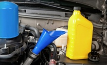 $34 for an Oil Change, Tire Rotation, Break and Coolant Inspection at Advance Auto Care and Tire Center