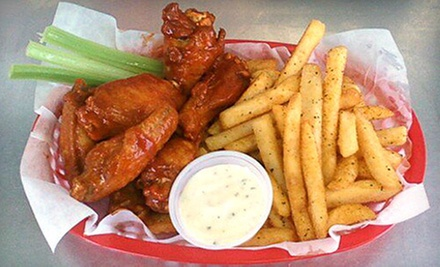 $3 for $5 at King's Wings