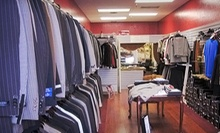 $25 for $50 Worth of Clothing at Peter Cassara Clothiers