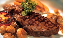 $5 for $10 at Wild Boar Restaurant