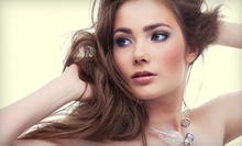 $69 for a Haircut & Partial or Full Highlights (Up to $200 Value) at C'est La Vie