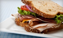 $8 for a Sandwich, Large Soup, Cookie, and Drink (up to $16 value) at Hillcrest Bakery & Deli