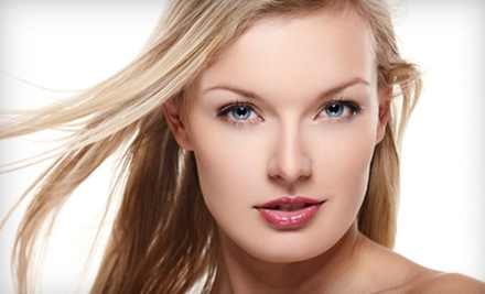 $29 for Hot Steam Deep Conditioning Treatment, Wash, Cut & Blow Dry at Impressions Salon