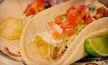 $7 for $14 at Best Fish Taco In Ensenada