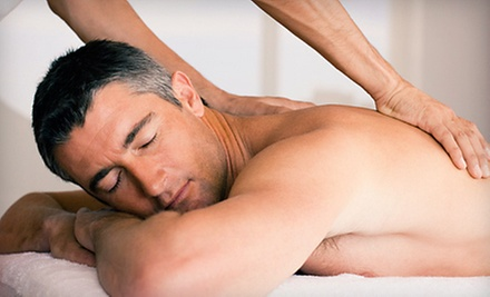 $42 for a Hot Bamboo Massage  at Studio 4 Salon