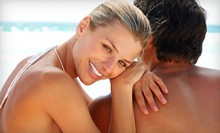 $29 for a 2012 Mystic HD Spray Tan at Aruba Beach Tanning Studios