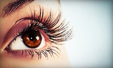 $78 for a Full Set of Silk Eyelash Extensions at Blink! Salon and Spa