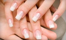 $28 for a Shellac Manicure and Paraffin Dip at Costa Verde Nails