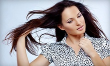 $39 for a Cut and Customized Conditioning Treatment  at Salon Radius 2
