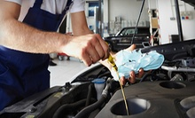 $37 for a Oil Change, Tire Rotation and A/C Service & Inspection at Sam's Automotive